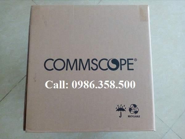 Dây mạng Cat6, UTP, TE/Commscope Cuộn 305m