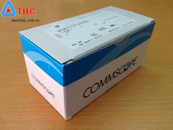 Hạt mạng RJ45 Cat5e Commscope