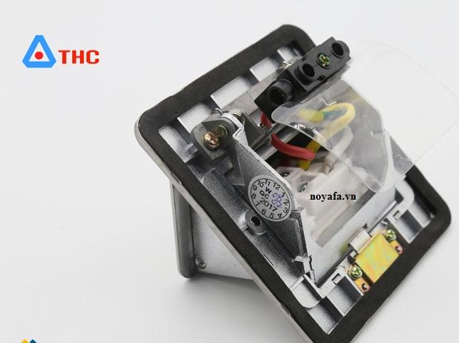 Bộ ổ cắm âm sàn lắp 2 mạng + thoại