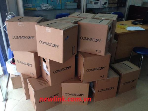 Dây cáp mạng Commscope/AMP cat6 UTP 305m