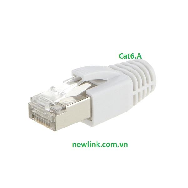 Đầu bấm hạt mạng, Đầu bấm mạng cat 6A FTP, cat7
