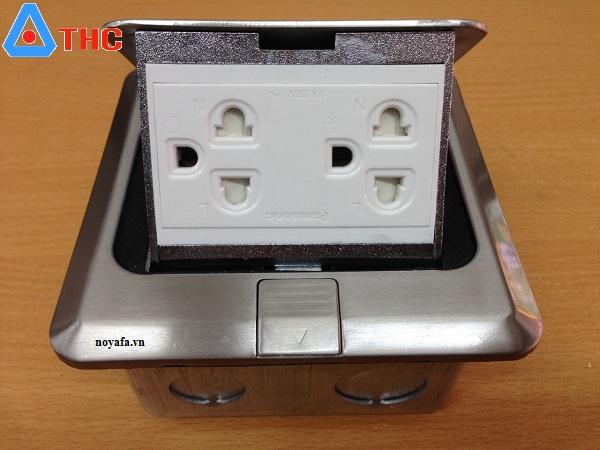 Ổ cắm điện âm sàn sinoamigo SPU-1SE