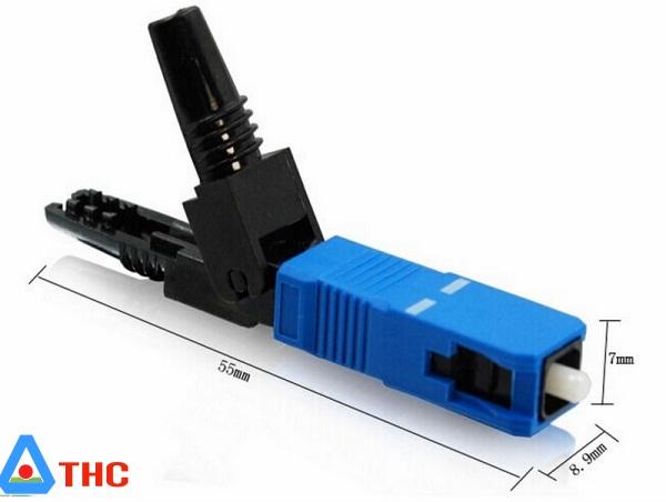 Đầu nối quang nhanh 3M 8802 SC/UPC
